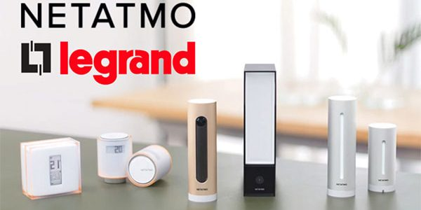 netatmo with legrand